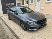 Mercedes-Benz gepflegte E 350 T