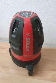 SOLA 9X 3D lazer