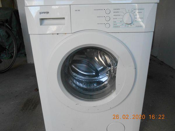 Waschmaschine Gorenje 6 kg