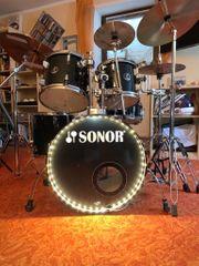 SONOR Schlagzeug sehr gepflegt