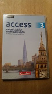 English G access 3 Vorschläge