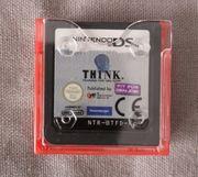 Nintendo DS Spiel - Think Spiel -