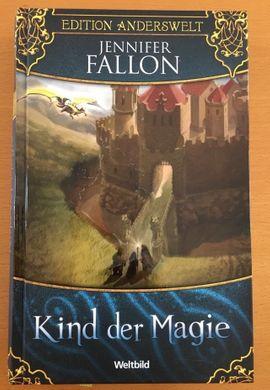 NEU Kind der Magie ( Jennifer Fallon )