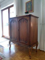 Fernsehschrank eleganter Wohnzimmerschrank Edelmarke Warrings