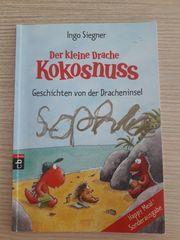 Der kleine Drache Kokosnuss Buch