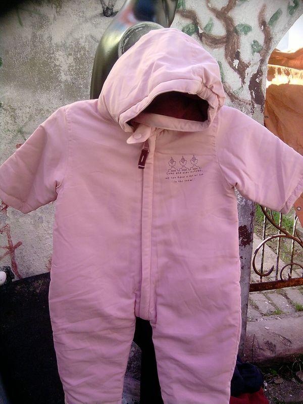Baby warmer Overall größe 74