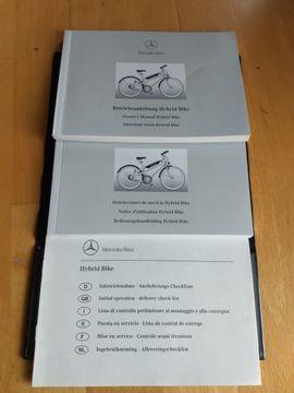 Sonstige Fahrräder - Mercedes Benz Hybrid Bike original