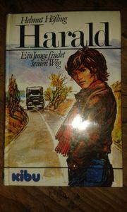 Spannendes Jugendbuch Harald - Ein Junge