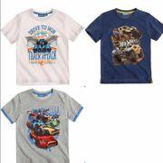 Hot Wheels T-Shirt NEU