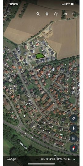 Bild 4 - Top Grundstück in toller Lage - Aglasterhausen