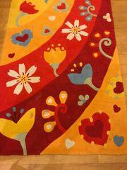 ZU VERSCHENKEN Teppich für Mädchenzimmer