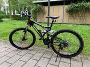 Einfaches Mountainbike