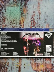 Metallica Mannheim