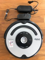 iRobot Roomba 563PET Staubsaug-Roboter