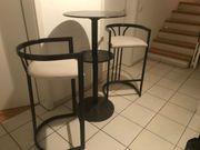 Partytisch 2 Stühle