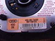 Audi Airbag mit Lenkrad