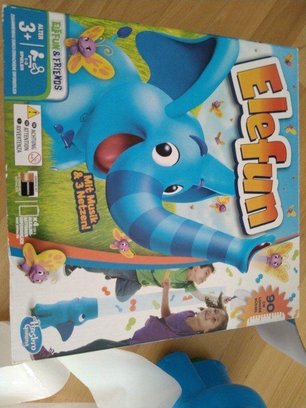 Elefun Hasbro Kinderspiel ab 3