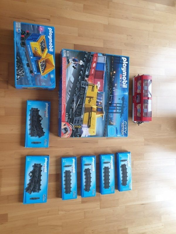 Playmobil RC Train 5258