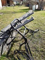 Fahrradträger für Heckklappe