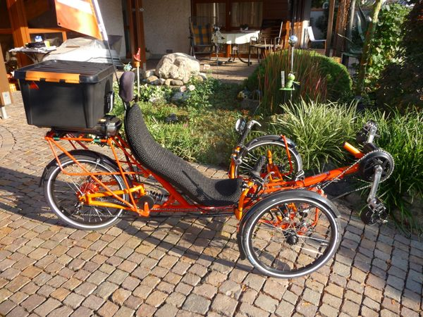 E-Trike Mungo von Bikerevolution