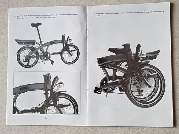 Falt-E-Bikes Adore Zero