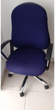 Schreibtisch Stuhl Drehstuhl