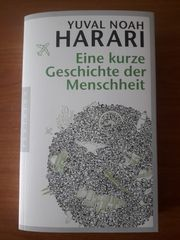 Yuval Noah Harari eine kurze