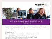 AMS Anwendungsbetreuer IT-Spezialist m w