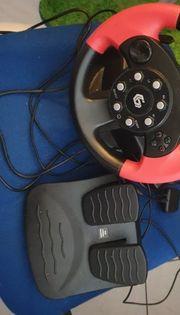 Gaming Lenkrad für PC und