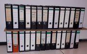 28 x DIN A4 Aktenordner