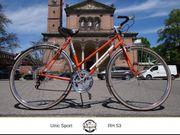 Damen Retro Fahrrad Unic Sport