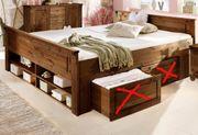 NEUBett 180x200 Massivholzbett Doppelbett Schlafzimmer