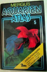 Mergus Aquarien Atlas günstig abzugeben
