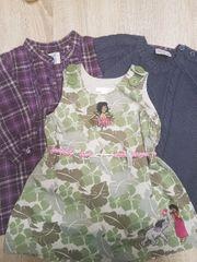 Gr 80 Paket Kleider für