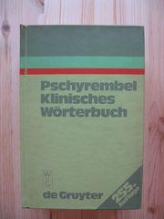 Buch - Pschyrembel - Klinisches Wörterbuch