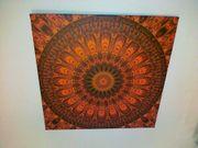 Mandala - Fotoleinwand