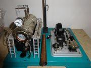 Dampfmaschine Wilesco D18 20 leicht