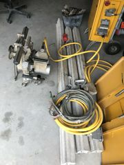Betonsäge Hydraulik Eurodima gebraucht