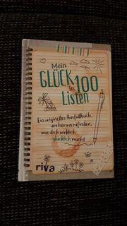 Mein Glück in 100 Listen