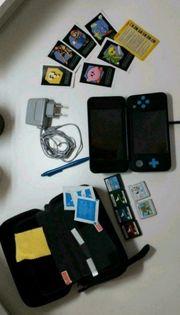 Nintendo 2DS XL mit 6