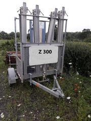 Aufzug Bauaufzug Geda Z 300