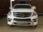 Mercedes Benz ML Kinderfahrzeug Elektro