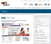 Online-Shop inkl Domain zu verkaufen
