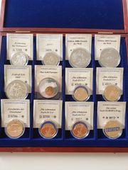 Göde münzen vom bayerischen Münzkontor