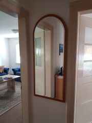 Facettenspiegel H 124 5cm B