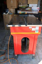 Pro System TP-501 Halbautomatische Umreifmaschine