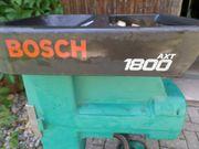 Bosch Gartenhäcksler AXT 1800 gebraucht