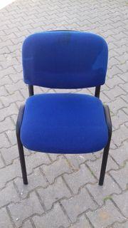 Büro- Besprechungs- Stuhl 9 Stück