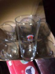 Paulaner Gläser set