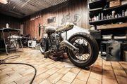 SUCHE Mitmieter für Motorrad Hobby